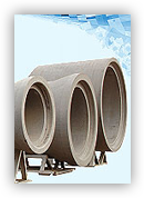 Concrete Pipes Factory